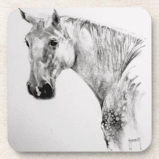 Horse Set of 6 Coasters