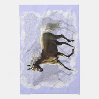 Horse Shadow American MoJo Kitchen Towel
