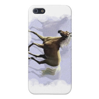 Horse Shadow iPhone SE/5/5s Case