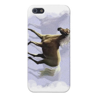 Horse Shadow iPhone SE/5/5s Cover