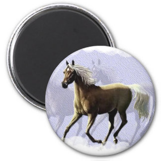 Horse Shadow Magnet