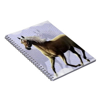 Horse Shadow Notebook