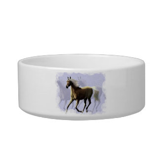 Horse Shadow Pet Bowl (2) sizes