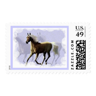 Horse Shadow Postage