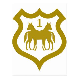 horse-shield.png tarjetas postales