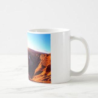 Horse Shoe Bend in Arizona Coffee Mug