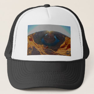 Horse Shoe Bend in Page, Arizona Trucker Hat