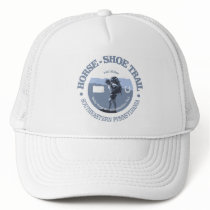 Horse-Shoe Trail (BG) Trucker Hat