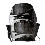Horse Shoes Messenger Bags