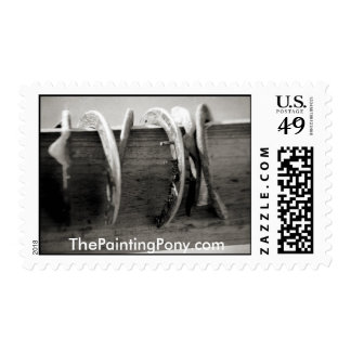 Horse Shoes Postage