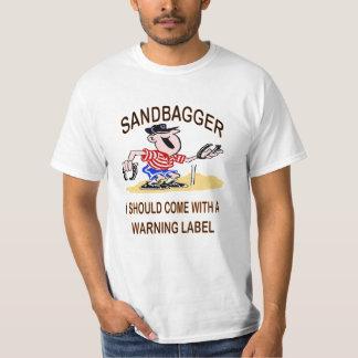 Horse Shoes Sandbagger  Value Tee