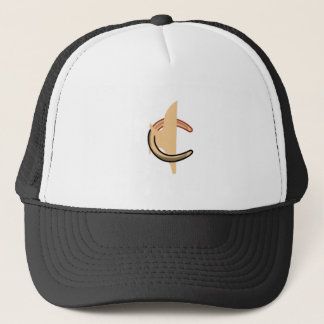 Horse Shoes Trucker Hat