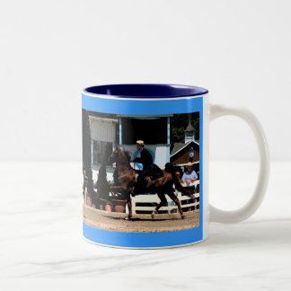 Horse Show Coffee Mug