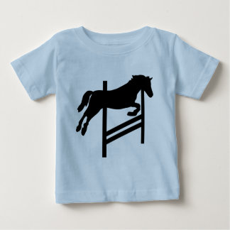 Horse - Show Jumping Baby T-Shirt
