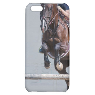 Horse-Show Jumping Case For iPhone 5C