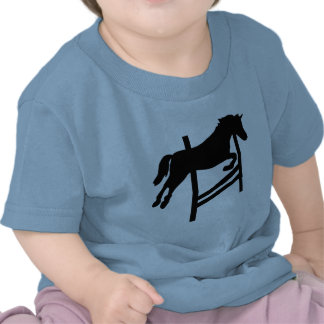Horse - Show Jumping Tee Shirts