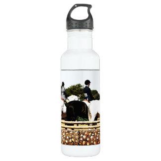 Horse Show Line Up 24oz Water Bottle