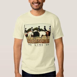 Horse Show Line Up T-Shirt