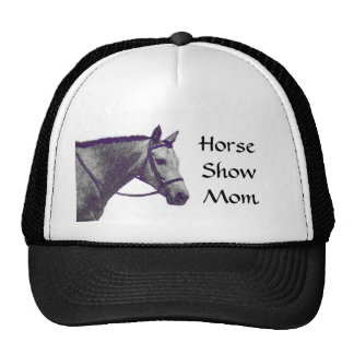 Horse Show Mom Hat