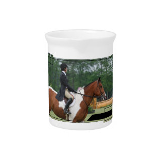 Horse Show Ring Pitcher
