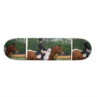 Horse Show Ring Skateboard