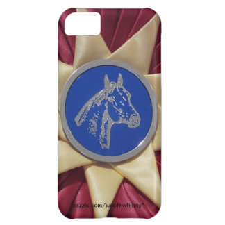 Horse Show Rosette iPhone 5C Covers