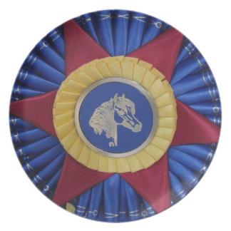 Horse Show Rosette Plate