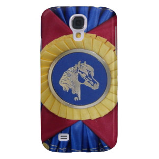 Horse Show Rosette Samsung Galaxy S4 Cover