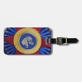 Horse Show Rosette Tag For Luggage