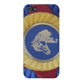 Horse Show Rosette -- Tricolor 4G Cover For iPhone SE/5/5s
