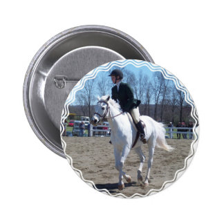 Horse Show Round Button