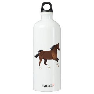 HORSE SIGG TRAVELER 1.0L WATER BOTTLE