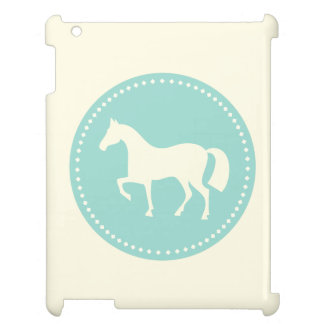 Horse Silhouette Case For The iPad 2 3 4