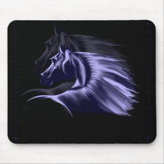 Horse Silhouette Mousepad