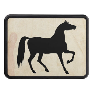 Horse Silhouette Hitch Cover