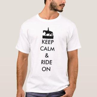 Horse Silhouette T-Shirt