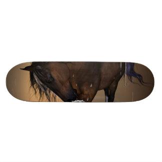 Horse Custom Skate Board