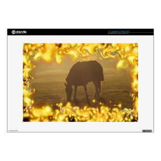horse decal for laptop