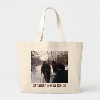 Horse Sleigh Bag