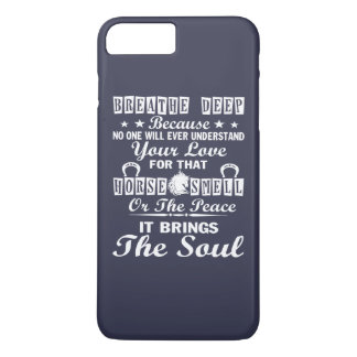 HORSE SMELL iPhone 7 PLUS CASE