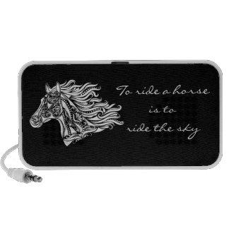 Horse iPhone Speaker
