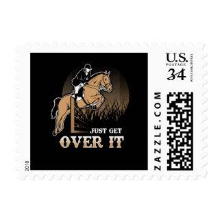 Horse Sport Postage