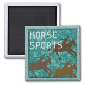HORSE SPORTS Magnet