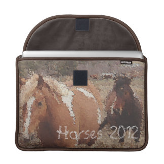 Horse Stable And Textures. MacBook Pro Sleeves