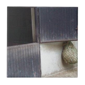 Horse Stable Door Tile