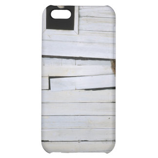Horse Sticking Head out Barn Window iPhone 5C Case