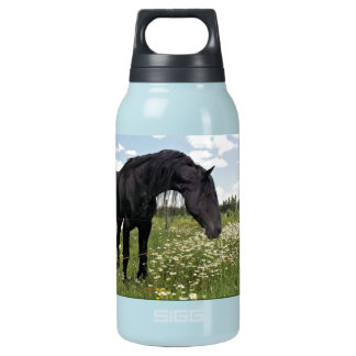 Horse Stretch Insulated Water Bottle