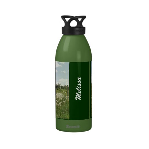 Horse Stretch Water Bottle