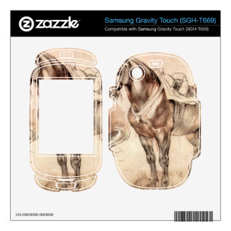 Horse studies by Paul Rubens Samsung Gravity Touch Skin