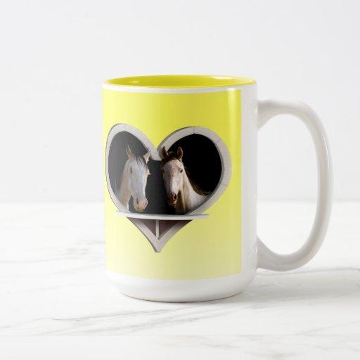 Horse Sweethearts Mugs
